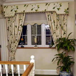 Curtains By Sorrento of Cowbridge
